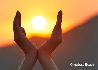 Die Energiemedizin betrachtet alle Lebewesen ganzheitlich, also mit Körper, Geist und Seele.