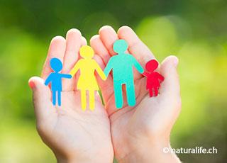 Familienstellen – Eine Familie ist ein komplexes System, in dem jedes Familienmitglied seinen Platz haben muss.