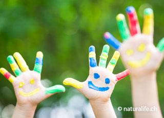 Farben können einen entscheidenden Einfluss auf unsere Psyche und unser Wohlbefinden haben.